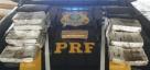 Em Ariquemes (RO), PRF apreende 21 kg de pasta base