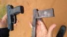 Policiais militares prendem autor de disparos de arma de fogo em Ariquemes