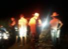Desobediência: PM flagra festinha as margens do rio Jamari em Monte Negro