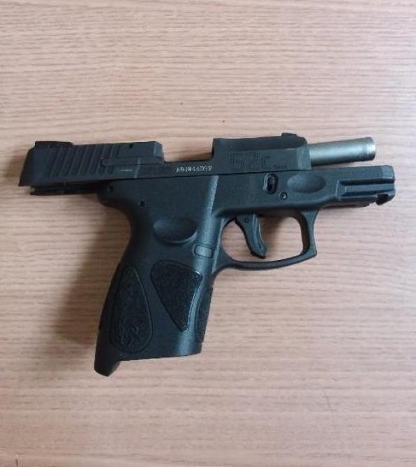 PMRO conduz homem por porte irregular de arma de fogo em Cujubim