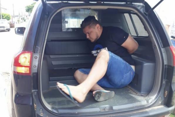 Polícia prende traficante que levava vida de luxo em RO